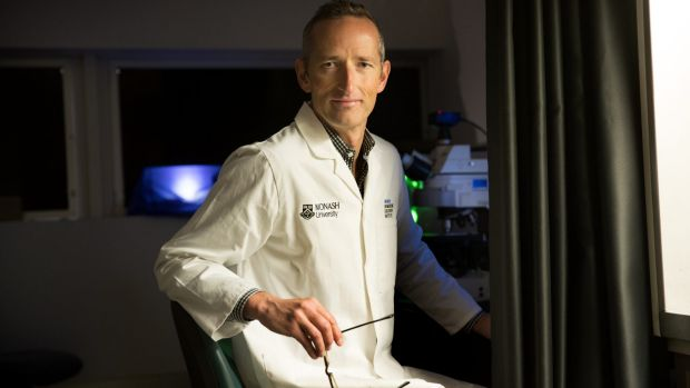 Roger Pocock and his team discovered a gene in worms that triggers a feeling of fullness.