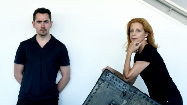 Director Matthew Lutton and actor Heather Mitchell explore the dark turmoil of three families in <i>Away</I>.