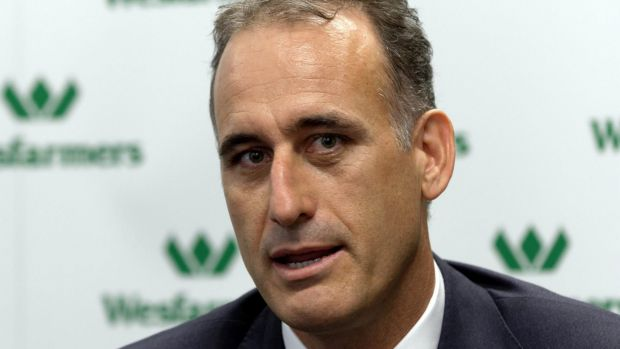Wesfarmers' incoming chief executive, Rob Scott, said a few weeks ago that the company, which owns Coles, Bunnings, ...