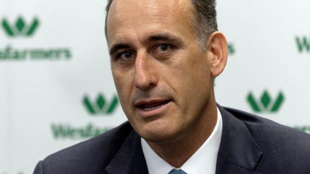 Wesfarmers MD to get $3m less than Goyder