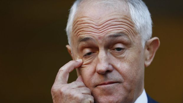 Politicians, including Prime Minister Malcolm Turnbull, and their parties have fallen into the trap of saying anything ...