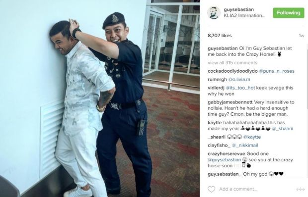 "Guy Sebastian and Shannon Noll have been the centre of memes for years, with the internet claiming that ""Nollsy was ..."
