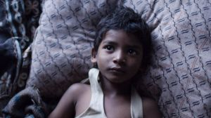 Sunny Pawar in Lion, which won seven awards at the AACTA Industry Luncheon.