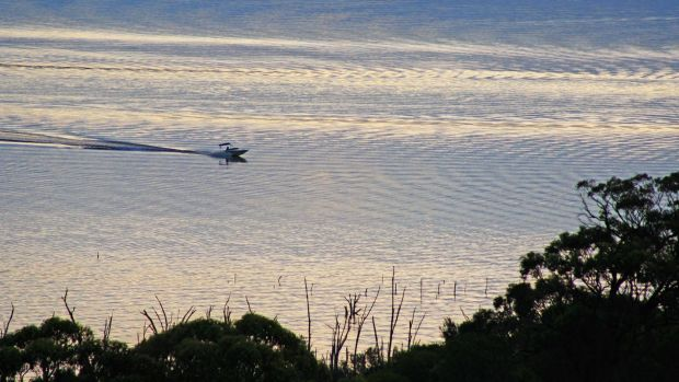 The Shire of Dumbleyung wants people to come and enjoy the flooded lake - all 52 square kilometres of it.