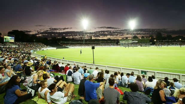 Canberra's cricket future is up in the air.