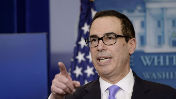 US Treasury Secretary Steven Mnuchin resisted renewing the G20's long-standing opposition to protectionism.