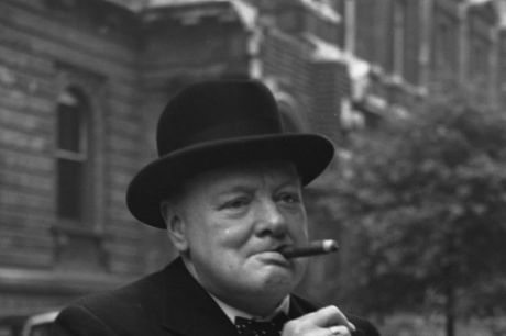 """Winston Churchill is reported to have described Australian English as """"the most brutal maltreatment which has ever been ..."""