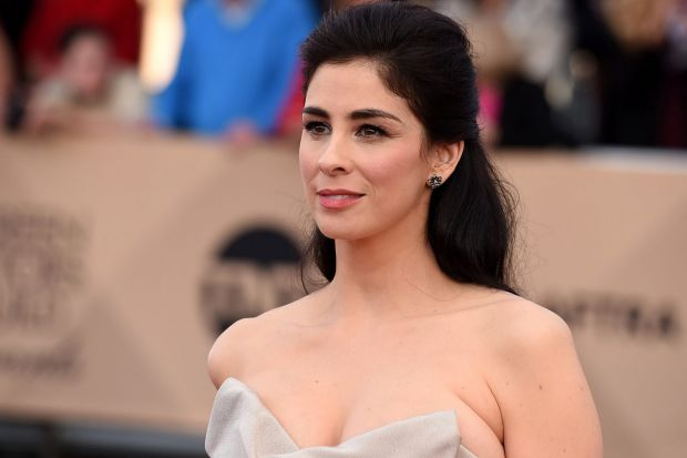 When a Twitter troll called Sarah Silverman the c-word, she took a very different approach to dealing with his online ...