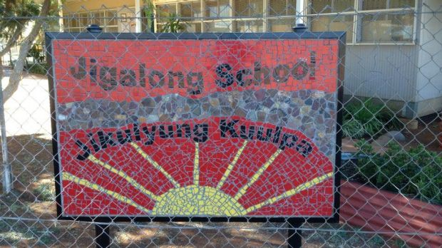 Students have been unable to get into Jigalong Remote Community School as a community leader blocks the entry.