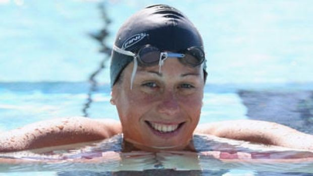 Olympic gold medalist Jade Edmistone has battled with mental illness since retiring from the sport.