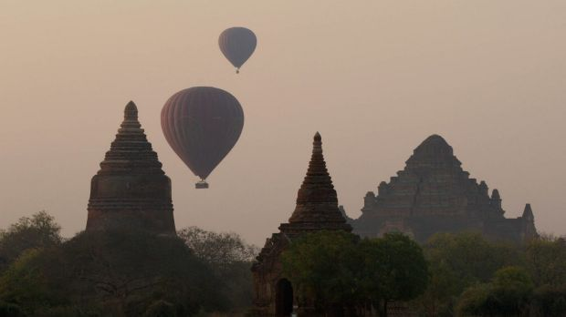 Woodside is increasing exploration off the coast of Myanmar.