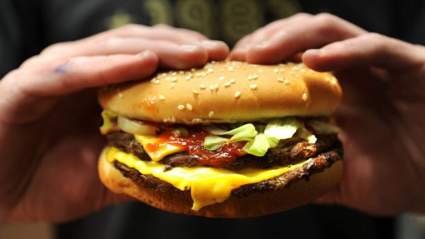 According to Professor Neal, fast food is one of the biggest salt intake culprits.