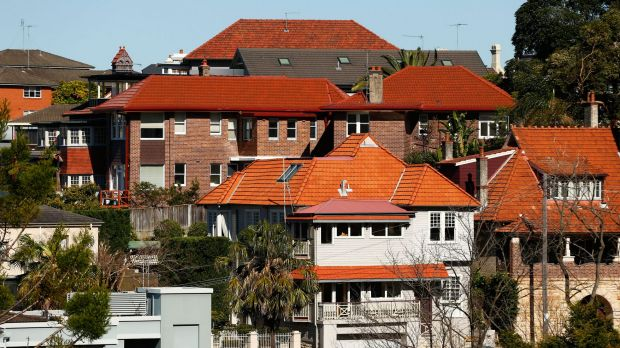 """""""Rising household debt and property prices in major Australian cities have created a high hurdle for the RBA to move the ..."""