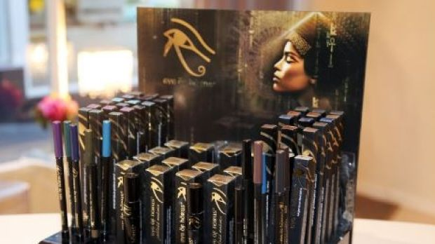 "Eye of Horus cosmetics claim to contain ""sacred ingredients""."