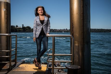 Inna Braverman of Eco Wave Power.