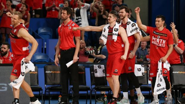 The Wildcats are into another NBL grand final after a clean sweep over Cairns in the semis.