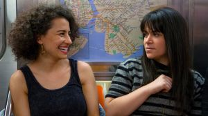 Broad City will bleep out the US President's name in season four.
