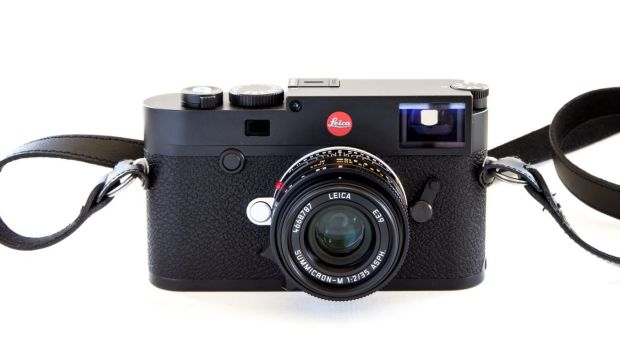 Leica's M10 consciously evokes its earlier film classics.
