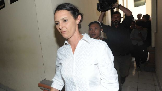 Sara Connor maintained her innocence throughout the four-month trial.