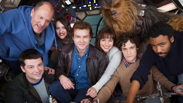 Han Solo Star Alden Ehrenreich The New Film Controversy