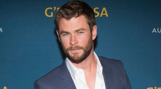 Chris Hemsworth has been asked to present the Gold Logie.