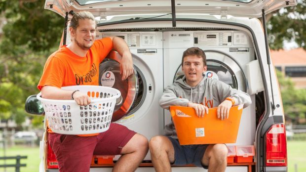 While well intentioned, services like Orange Sky Laundry, set up by Brisbane founders Lucas Patchett and Nicholas ...