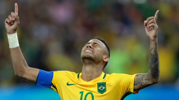 Brazil star Neymar won't play in Australia.