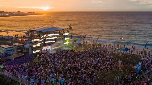 There'll be four days of epic music at the Port Beach Weekender from March 9-12.