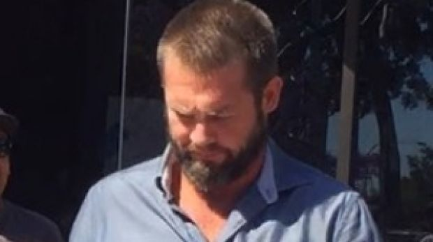 Former Eagle Ben Cousins has been released from jail. (File photo)