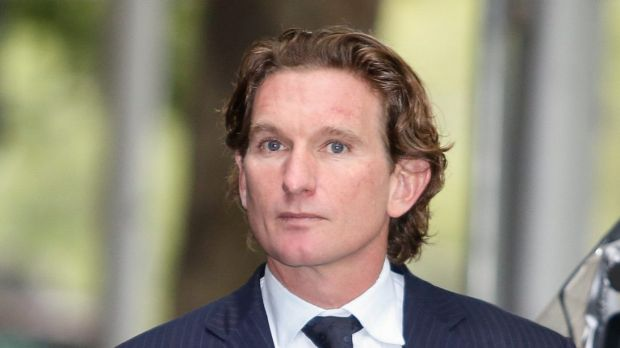 James Hird will be given the opportunity to present this year's Norm Smith Medal.