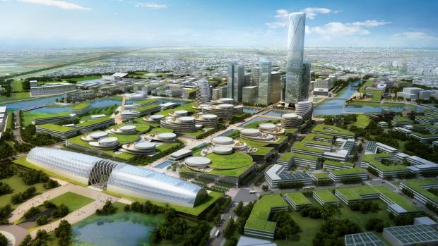 Australian Education City is proposed for the site in Werribee.