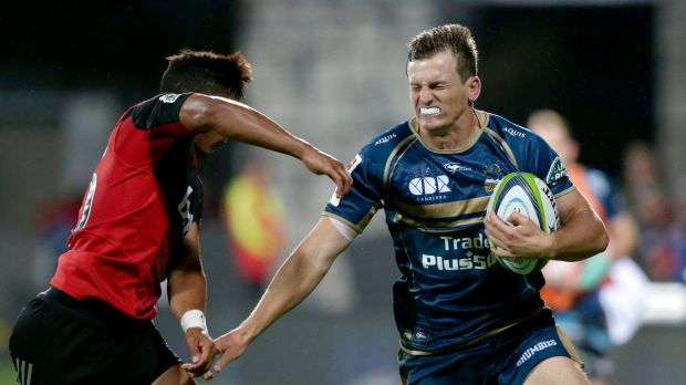 James Dargaville is back in the Brumbies starting XV this week.