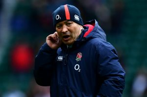 Backing Australian rugby: Eddie Jones says things can change quickly in sport.