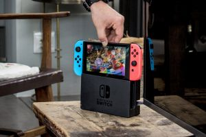 The Nintendo Switch has exceeded expectations in 2017.