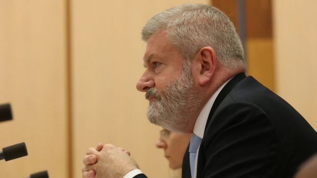 Lesson learnt: Arts Minister Mitch Fifield has taken the axe to George Brandis' arts funding vehicle Catalyst.