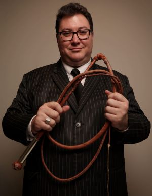 George Christensen will miss his whip now he's quitting as Nationals whip