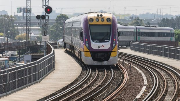 Mobile reception is set to improve on V-Line train services.
