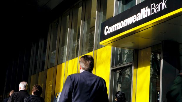 Commonwealth Bank Of Australia FY17 Profit Rises class=