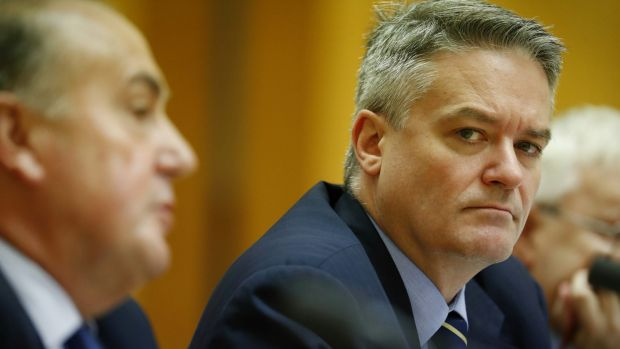 Finance Minister Mathias Cormann was a close ally of Tony Abbott.