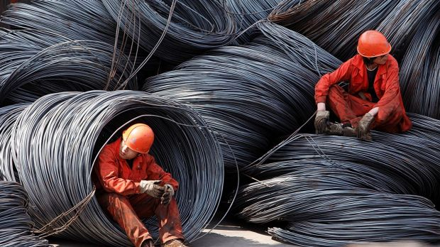 Chinese mills are making too much steel.