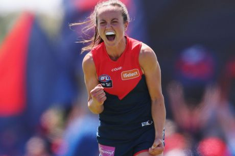 Pearce confirmed her status as one of the game's best.