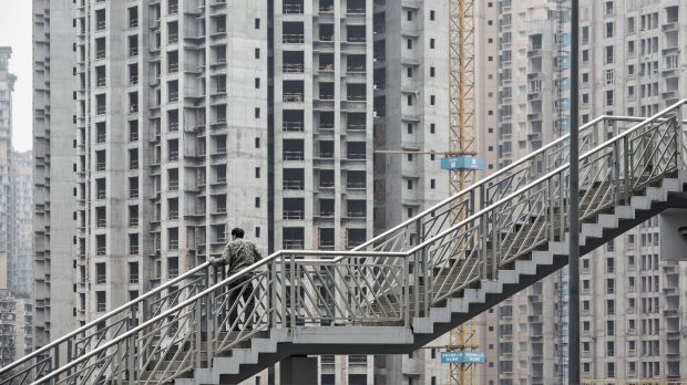 Beijing is trying to curb rampant property speculation.