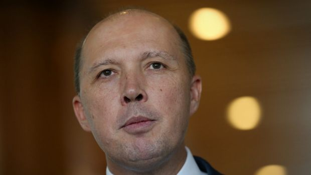 Immigration Minister Peter Dutton is looking for new ways to encourage migrants out of capital cities.