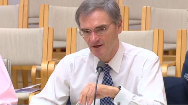 ASIC chairman Greg Medcraft answered questions from the Senate economics legislation committee in Canberra on Thursday.