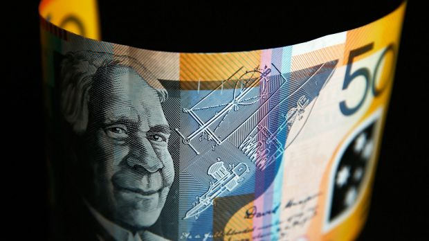 'The Aussie continues to be the vehicle of choice for shifting short dollar portfolio flows.'