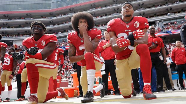 The unfortunate thing I have in common with Colin Kaepernick and Heritier Lumumba