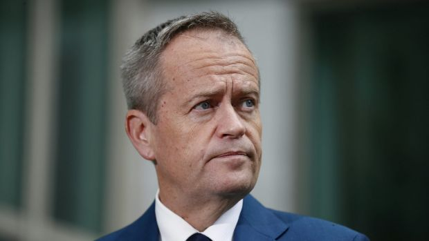 Opposition Leader Bill Shorten has faced criticism from the AWU, which he once led.