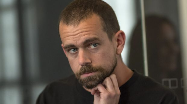 """Twitter boss Jack Dorsey: """"We spoke when we had something to say."""""""