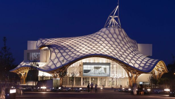 Ban is in demand worldwide and the Centre Pompidou-Metz in France is among his many designs.