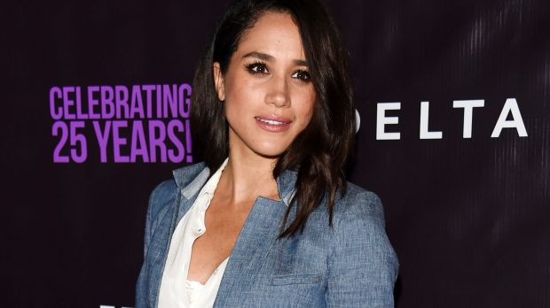 """I've never defined myself by my relationship"": Meghan Markle."